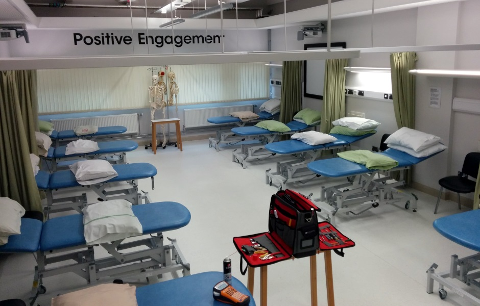 Physiotherapy Equipment - Positive Engagement